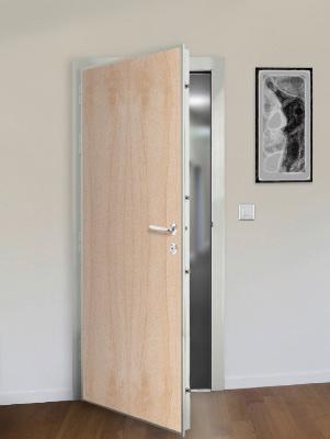 Porte d'entrée blindée picard