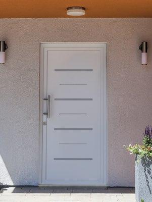 Porte d'entrée modèle basilic